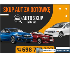 Skup Aut-Skup Samochodów#Żyrardów i Okolice# Najwyższe CENY!